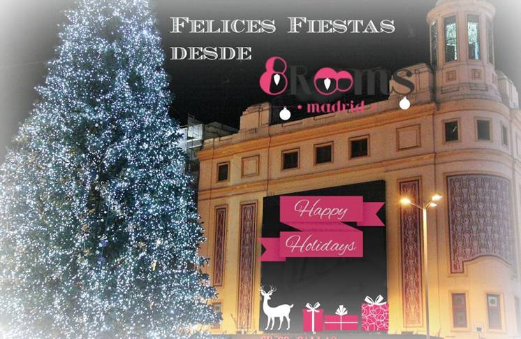 Despierta tú espíritu navideño recorriendo Madrid